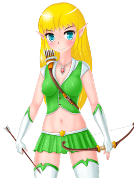 ELF by KENMOMO