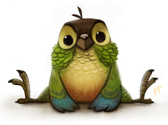Day 585. First test drawing on a cintiq by Cryptid-Creations