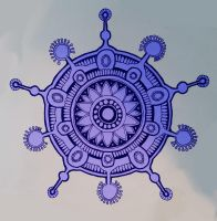 Mandala Polle by Chaosameise