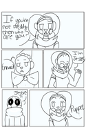 Being Like You Fnaf SL Comic: Pg. 3 by UndertaleSokemo