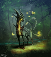 Forest Lord by PeterPrime