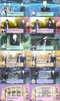 SLENDER The Passion Conversation Part01 by m2fslide