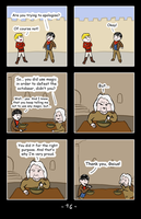 A typical Merlin episode - 16 by Xyrten