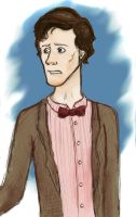 Eleventh Doctor by MusicalFire