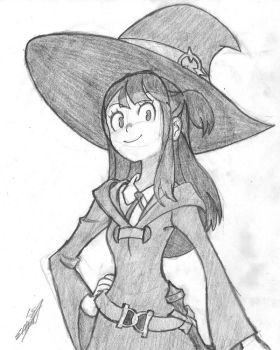Akko by NightShadow154