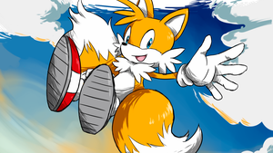 Miles Tails Prower by nintendo-jr