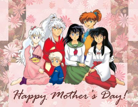 Happy Mother's Day, Kagome by NCherre