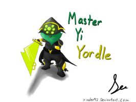 Master Yi Yordle by xiaolee92