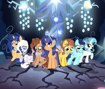 MLP (Next Gen) The Tree Of Element by GalaxySwirlsYT