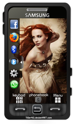 Samsung Mobile by TiGer4iQ