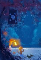 When Adventure Calls! by PascalCampion