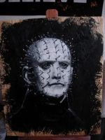 Pinhead by zednaked