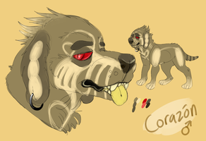 corazon ref by luciferrari