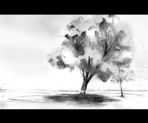 Lonely Tree by FacundoDiaz