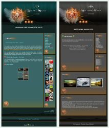 Hellfire Journal CSS by Lilyas