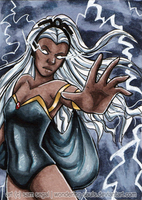 Storm [Day 7] by sambeawesome