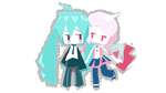 .:MikuMaika:. by VocaGUMImegpoid