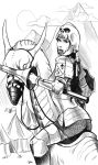 Fae Stormrider at the joust: by Deimos-Remus by Trench-ADF