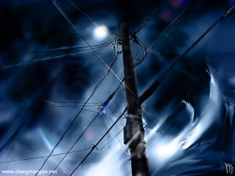 Ghosts in the Wires by greyorm