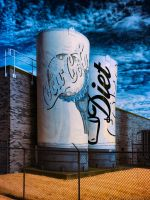 Coca-Cola Bottling Company (Infrared) by KBeezie