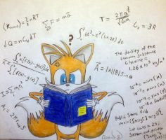 Mathematic Overload by tails4evr