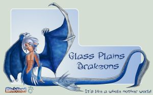 Drakeons of the Glass Plains by Windstorm1