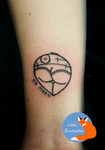 NO MOON Tattoo by NikkiFirestarter