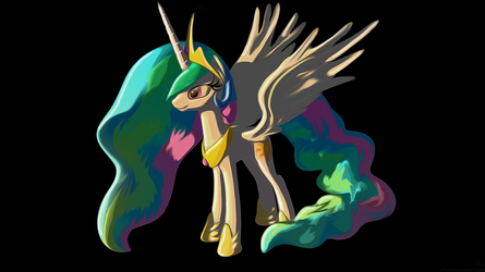 Celestia - this time in 2D by Z-Free