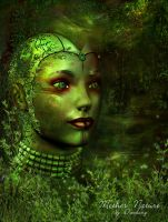 The Color Green by Drezdany