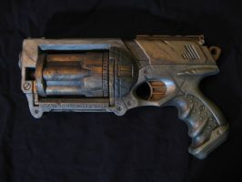 steampunk gun 2 by ToddryElliott