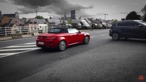 Alfa Romeo Spider by JBPicsBE