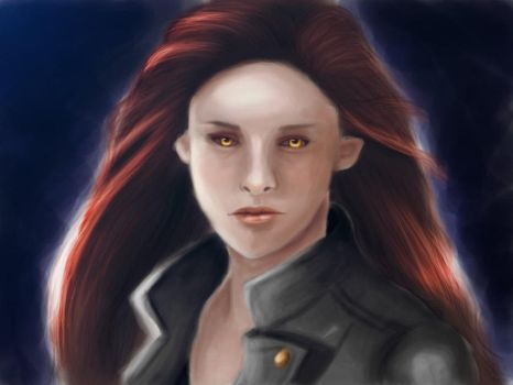 Bella Swan (Vampire) by Cherry-nichan