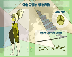 GG APP - Yellow turquoise by TryingTheBest