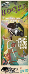 Boger 'Space Race' Deviant ID by Woody-Lindsey-Film