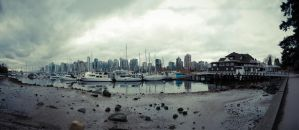 Stanley Park Panorama A by elektrikheat