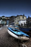 Brixham Harbour. by jon3782001