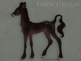 Celes x Kaelee fawn - Lord Briar by DatNachtmaehre