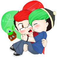 .--:Septiplier:--. by owoSesameowo