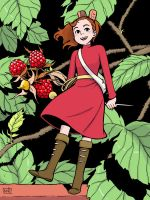 Arrietty by Tallychyck
