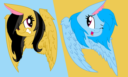 rainbowdash's mom contest by EarthPonyProjects