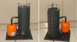 Nuclear Test Reactor Model by Baryonyx62