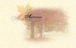 Autumn by Rakurai-Girl