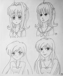 Anime redraw thingy by xSparkledust123x