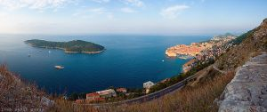Dubrovnik and Lokrum by ivancoric