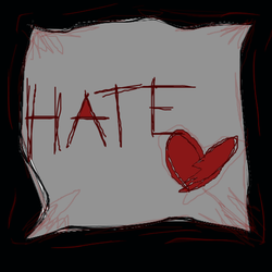 I hate love by ginshioh