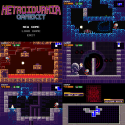 Metroidvania Gamekit by 7Soul1