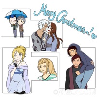 Gifts: Merry Christmas:. by KiSsicchi