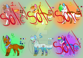 (OPEN) CANINE ADOPTS SHEET by WaffleThePuppy