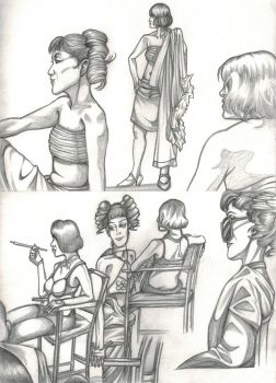 New Figure Drawing 005 by HTanimation
