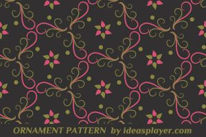 Ornament Pattern by PetyaPlamenova